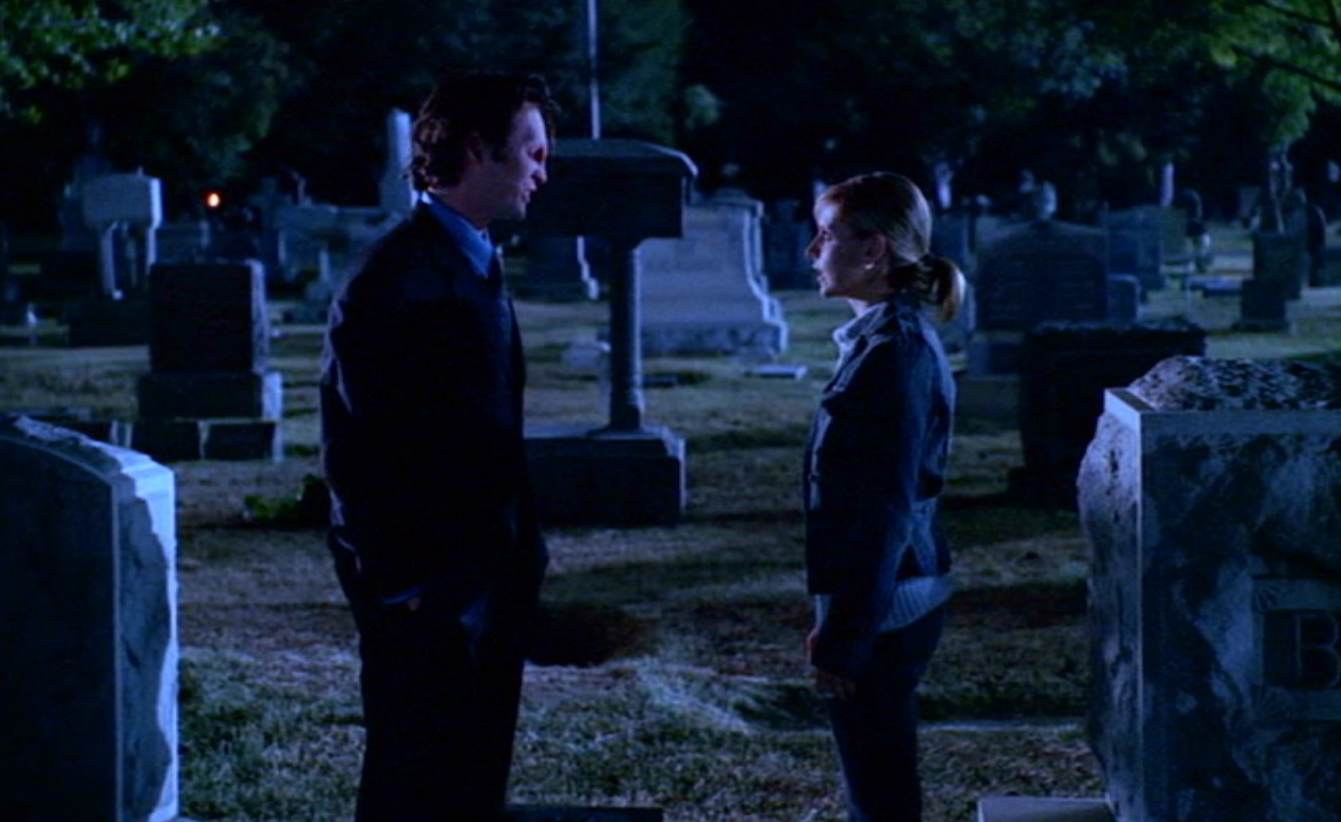 "Buffy with Holden Ward - ""Conversations with Dead People"" S07E07"
